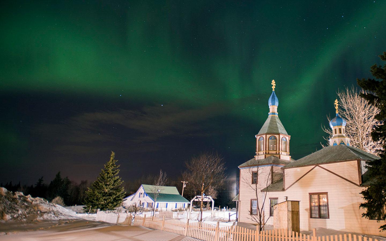 The Northern Lights of Faith