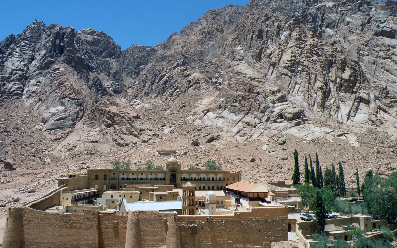 Mount Sinai Still Speaks Today…