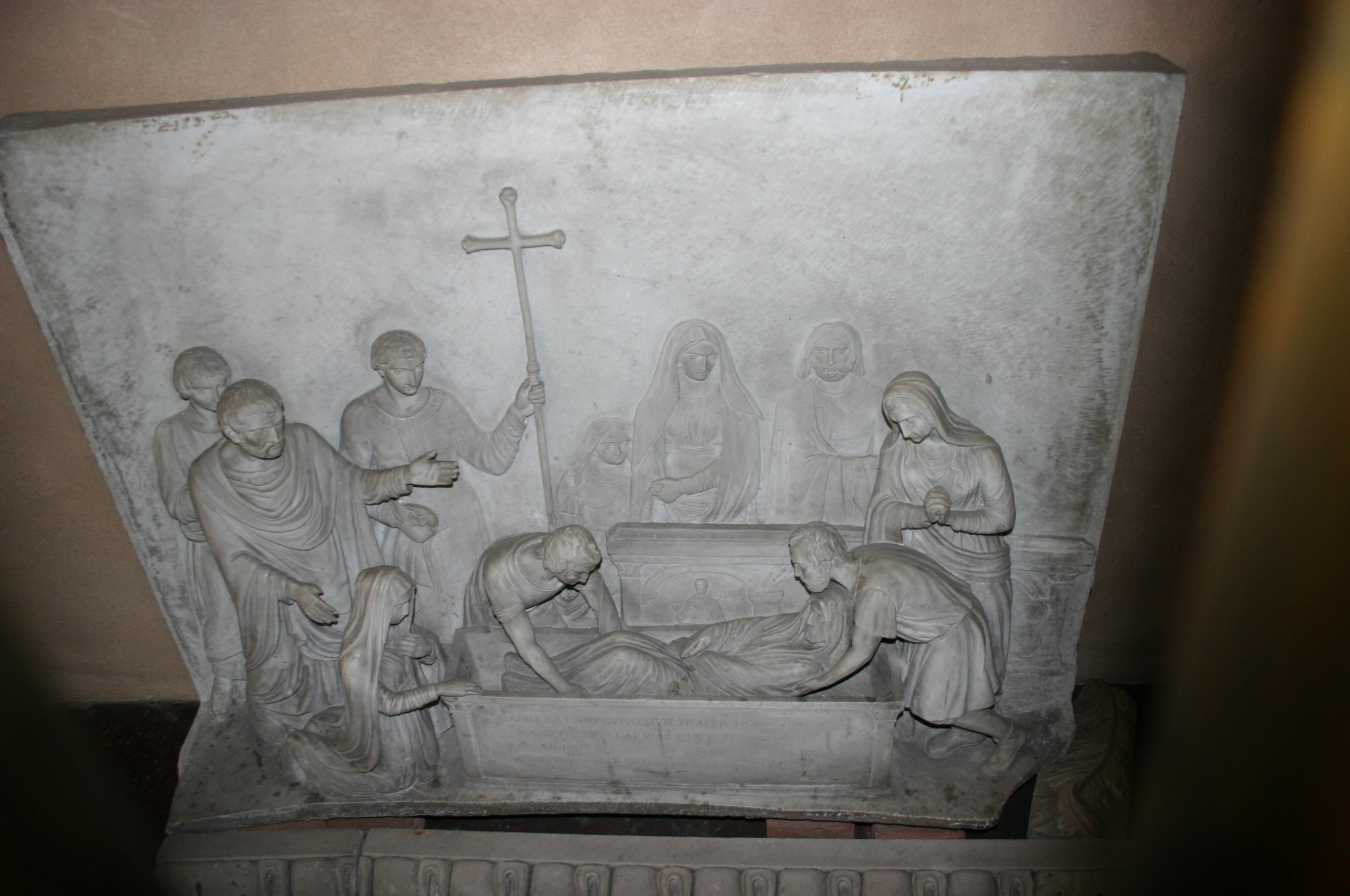 Funeral of Subdeacon Jack (John) P. Turner